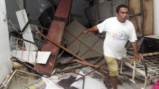 Jumlah Korban Tewas Gempa Filipina Bertambah Jadi 15