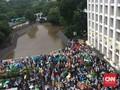 Ikhlas Syamas Tempuh Ratusan Kilometer ke Istiqlal Demi 112