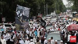 Demo Anti Ahok GNPF-MUI Bidik Pengadilan, Kejaksaan dan MA