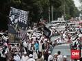Alumni 212 Bakal 'Long March' 287 Tolak Perppu Ormas Jumat
