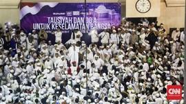 Doa untuk Rizieq Digelar di Monas, Polisi Siapkan Pengamanan