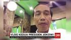 Presiden Joko Widodo Rilis Vlog Kedua