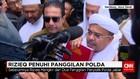 Rizieq Shihab Akhirnya Penuhi Panggilan Polda