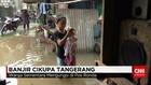 Banjir di Kab. Tangerang Ganggu Aktivitas Belajar Mengajar
