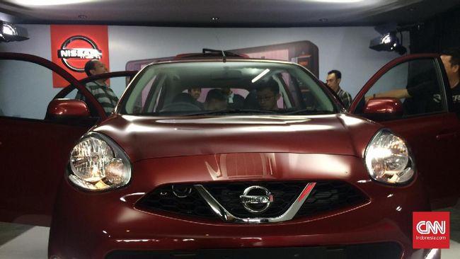 Nissan Bakal 'Recall' 150 ribu Unit Mobil