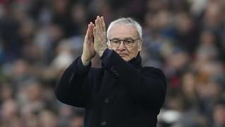 Ranieri Resmi Latih AS Roma