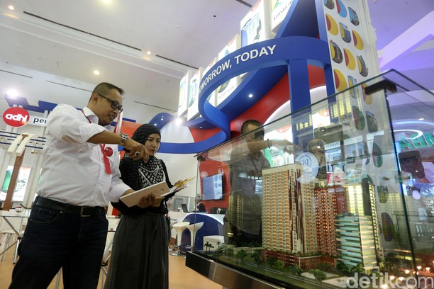 Pameran Indonesia Property Expo 2017