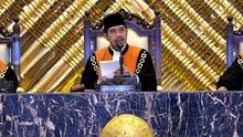 Hindari Kekosongan, MA Rapat Pilih Ketua Pengganti Hatta Ali