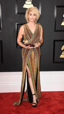 Tumbuh Dewasa, Putri Michael Jackson Tampil Seksi di Grammy Awards 2017