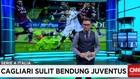 Cagliari Gagal Bendung Juventus
