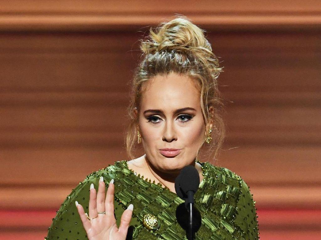 Foto: Trik Perawatan Rambut Tak Terduga Kim Kardashian hingga Adele