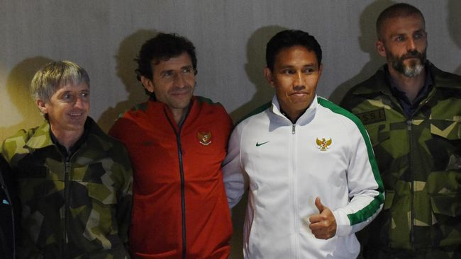 Eks Asisten Timnas Indonesia Rayakan Gelar Juara Bersama Xavi