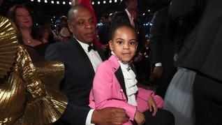Demi Tampil Trendi, Anak Beyonce Punya 'Stylist' Sendiri