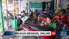 Pemesanan Servis Kendaraan di Bengkel via Aplikasi