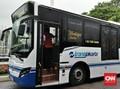 Malam Takbiran, Bus TransJakarta Beroperasi Sampai 22.00 WIB