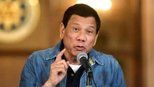 Duterte Nyatakan Dukungan terhadap Pernikahan Sesama Jenis