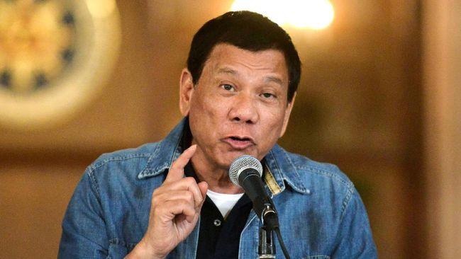 Singgung Presiden Tak Senonoh, Filipina Protes Tayangan AS