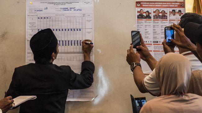 Mendagri Sebut Saksi Pemilu 2019 Tak Perlu Diberi Honor