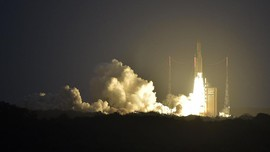 Badan Antariksa Eropa Kirim Misi, Tandai Peluncuran ke-100