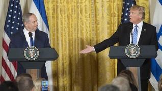 Trump: Yerusalem Milik Israel, Yerusalem Timur Hak Palestina
