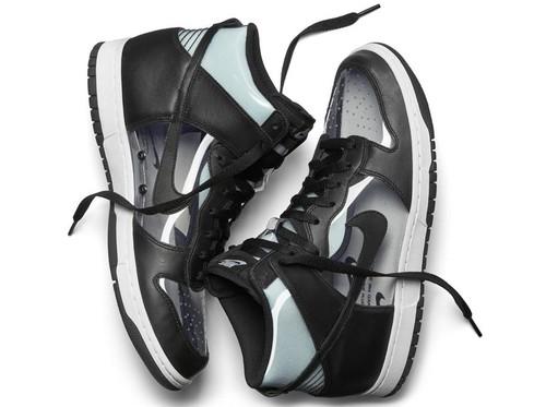 Nike Rilis Sneakers Transparan dengan Comme des Garcons Seharga Rp 7 Juta