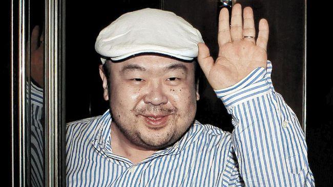 Kim Jong-nam Bertemu Orang Amerika Misterius sebelum Dibunuh