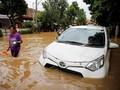 Jakarta Siaga  Dua dan Tiga Hadapi Banjir