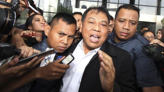 Arief Hidayat Beberkan Obrolan dengan Komisi III di Midplaza