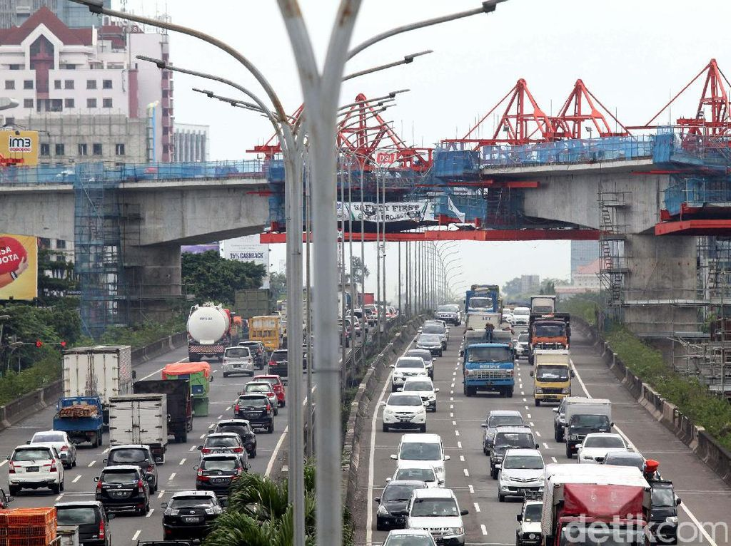 PT MRT Jakarta juga akan melakukan percepatan pembangunan dengan target 37 persen peningkatan konstruksi, sehingga akan berdampak kemacetan di sejumlah titik.