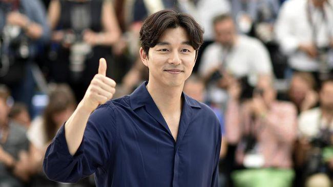 Gong Hyo Jin Kesal Tak Pernah Digosipkan dengan Gong Yoo