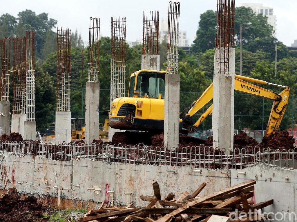 Renovasi juga ditargetkan akan selesai tepat waktu pada Oktober 2017 mendatang.
