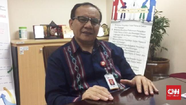 OJK: Ditemukan Penyimpangan Kegiatan Koperasi di Pandawa