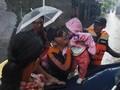 Berbagi Kebaikan Di Tengah Kepungan Banjir Jakarta
