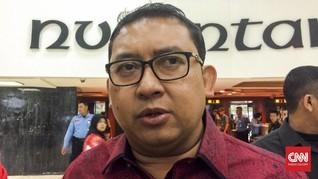 Fadli Zon: Politik Identitas Sangat Halal