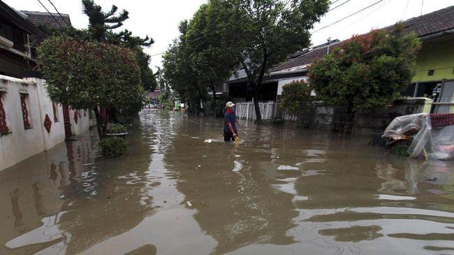 Hujan Lebat di Jakarta Diperkirakan Hingga Awal Maret
