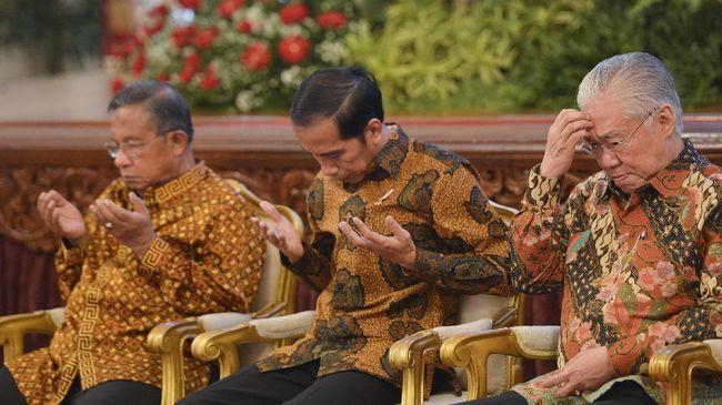 Pembatasan Harga jadi Jurus Baru Jokowi Redam Inflasi Pangan