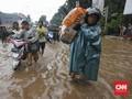 Inflasi Februari Kebal dari Bencana Banjir