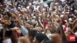 Incar Bareskrim-Kemendagri, Ribuan Orang Diklaim Ikut Aksi 67