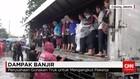 Banjir Ganggu Aktivitas Pabrik di Jalan Inspeksi Cakung