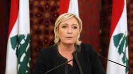 Kontroversi Holocaust Bayangi Kampanye Le Pen