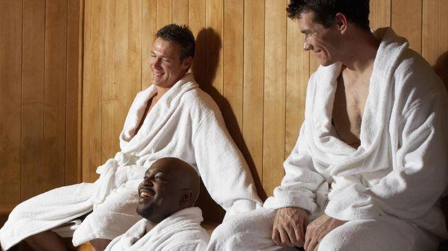 Sauna Berpeluang Turunkan Risiko Demensia pada Pria