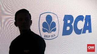Tahun Lalu, BCA Raup Untung Rp25,85 Triliun
