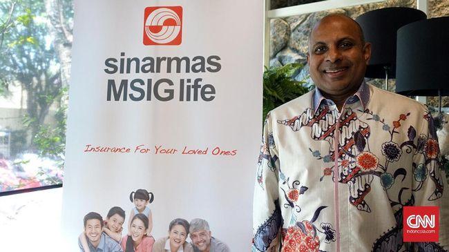 Asuransi Sinarmas MSIG Bidik Premi Rp7,86 Triliun Tahun Ini