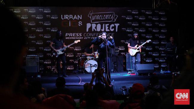 Urban Gigs, Proyek Kolaborasi 12 Grup Musik Indie