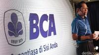 Jahja Setiaatmadja Borong Saham BCA Rp 7,7 M