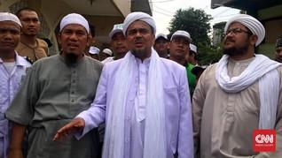 FPI Tuding Kementerian di Balik Penghapusan Foto Rizieq