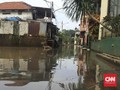 Cipinang Melayu Kembali Banjir, Pengungsi Bertambah