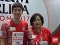 Kasih Ibu Menemani Lee Yong-dae di Superliga