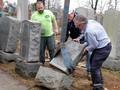 Muslim AS Galang Dana Rp1,2 M untuk Perbaiki Makam Yahudi