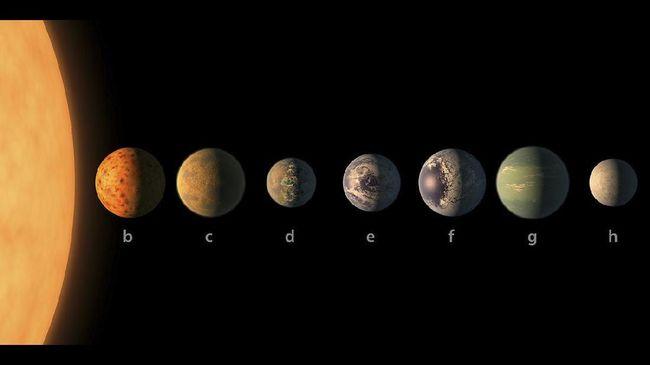 Ilmuwan Jelaskan Pembentukan Planet 9 di Bima Sakti